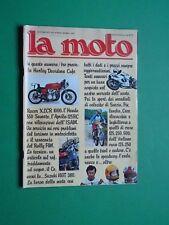 LA MOTO Settembre 1977 Cross Coppa 1000 dollari 24 ore SPA Aprilia RC 125 Isam