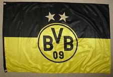 Bvb Dortmund 100 X 150 Cm Fahne Flagge Lesen