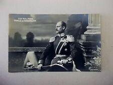 Prinz Karl Anton von Hohenzollern mit riesiger Ordensspange Charles-Antoine