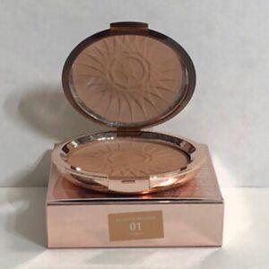 ESTEE LAUDER BRONZE GODDESS Ultimate Mineral Infused Matte Bronzer 01 HALO .45oz