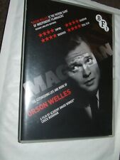 Magician: The Astonishing Life & Work of Orson Welles DVD BFI