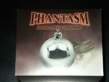 Official PHANTASM SENTINEL SPHERE REPLICA ORNAMENT Horror Figure Christmas blu