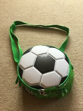 Smiggle Lunch Bag - Football - Excellent Condition