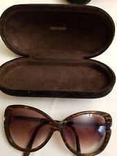 d0366c719083 Tom Ford Butterfly TF 324 50F Linda Interlaced Brown   Brown Gradient  Sunglasses