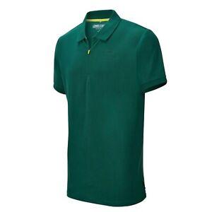 Aston Martin F1 Men's Lifestyle Polo Shirt - 2021 - Green