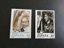 SELLOS ESPAÑA MNH 1997 ARTE ESPAÑOL. MARIANO BENLLIURE Y JOSE ORTIZ DE ECHAGUE