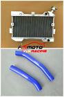 Aluminum Radiator +Blue Hose For Suzuki Ltr450 Ltr 450 Lt450r 06-09 2006 2007 08