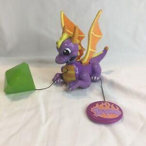 2000 Spyro The Dragon String Crawler Taco Bell Toy