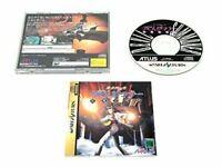 USED Sega Saturn Shin Megami Tensei Devil Summoner