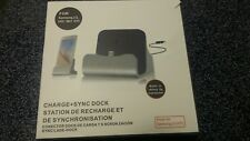 NEW, Charge And Sync Dock Station For Samsung, LG, HTC