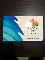 Australian Commonwealth Games Gold Coast. UNC Mint Set. Free Registered Post