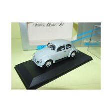 VW COCCINELLE SPLIT WINDOW Gris MINICHAMPS 1:43
