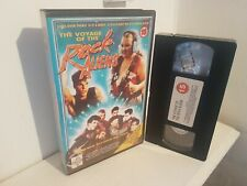 The Voyage of the Rock Aliens - Big Box Vhs original release