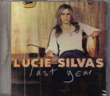Lucie Silvas-Last Year Promo cd single