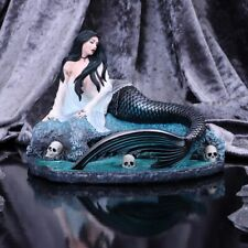 More details for nemesis now anne stokes sirens lament mermaid enchantress figurine b5311s0 22cm