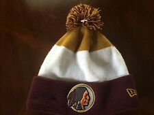 Redskins New Era Rare 2012 Knit Hat Throwback