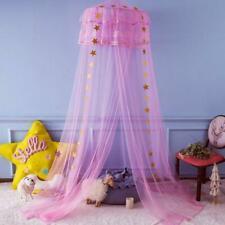 Para Cama Cuna Protector Bebes Niñas Mosquitero Zancudos Color Rosado