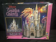 Wrebbit Puzz-3D Disney Resort Cinderella Castle 530 pcs Jigsaw 1994
