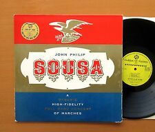 GSGL 10002 John Philip Sousa Pride Of The '48 Band 1957 PYE Stereo NM/EX