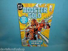 Booster Gold #3 1986 DC Comic Comics Very Fine Condition
