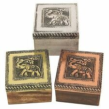 Asian/Oriental Decorative Trinket Boxes