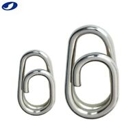 6 pcs 320lb 100/% Stainless Steel Miniature Coastlock Snaps Swivel 145kg