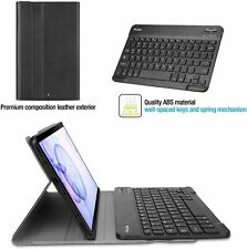 Bluetooth Keyboard Tablet Case for Samsung Galaxy Tab A 10.1 T510 / T515 2019