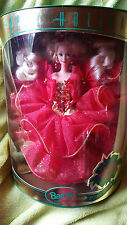 Happy Holiday barbie 1993 con embalaje original, Special Edition de Mattel