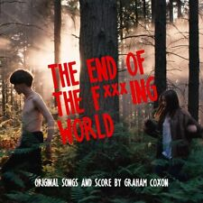 THE END OF THE F***ING WORLD - OST/COXON,GRAHAM  2 VINYL LP NEU