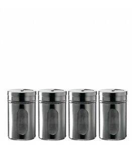 Leonardo GK/4 Gewürzstreuer Limited Set Gewürzdosen Gewürzbehälter