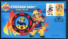2017 Fireman Sam With Limited Edition Medallion Cover 0745/3500