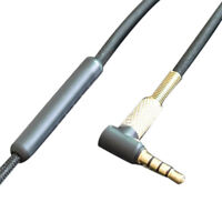 High quality for Bose-QC25 QC35 OE2i SoundTrue Earphone Replacement Cable Mic