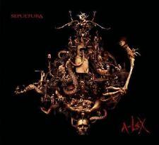 SEPULTURA / A-LEX * NEW CD * NEU *