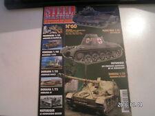 *** Revue Steel Masters n°60 Véhicules sanitaires dans ma Wehrmacht CVI Type 89