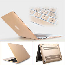 """Rose Gold Snap-On Hard Case Keyboard Cover f MacBook Air Pro Retina 11/12/13/15"""""""