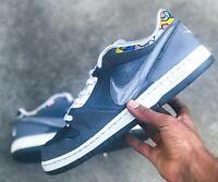 "Nike Shoes ""Kaws"" Custom size 11.5 Hand Painted FREE SHIPPING"