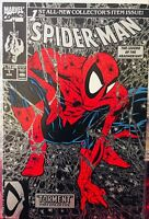 Spider-Man 1st Issue 1990, Silver Addition NM 9.4, ( Marvel )