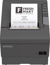 Epson TM-T88V USB & Serial Thermal Receipt Printer w/Power Supply (M244A)