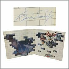 Pink Floyd The Wall Album Signed By Gerald Scarfe (UK)