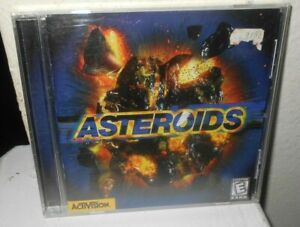 Activision Asteroids PC Game (1998) New Factory Sealed Windows 95/98 Ships Free