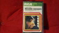 COCCIANTE RICCARDO  - LE COSE DA CANTARE. MC LINEATRE RCA