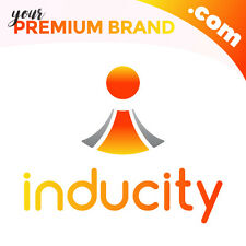 inducity .COM - PREMIUM Domain Name For Sale BRANDABLE COOL GoDaddy One Word Web