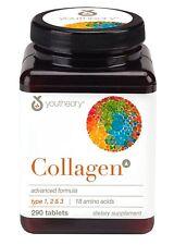 Pastillas De Colageno Hidrolizado Con Vitamina C - Colageno Natural 180 Tablets