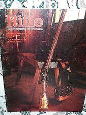 RIFLE 1/2 1977~22 RIMFIRE SILHOUETTE~BABY ROLLING BLOCK~REMINGTON-HEPBURN~AR-15