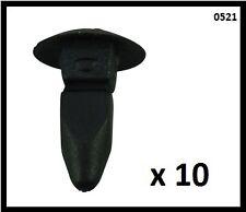PLASTIC LOCK NUT RETAINER TO FIT VW- AUDI (Most Models) SCREW GROMMET M6