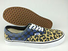 VANS. ERA Van Doren Men's or Women LEOPARD Canvas Shoes. Mens US 6.5 thru 13.