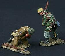 THOMAS GUNN WW2 GERMAN NORMANDY FJ004A FALLSCHIRMJAGER KNOCK OUT BLOW MIB