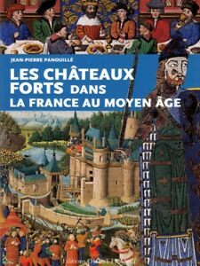 Fortified castles in France in the Middle Ages, French book