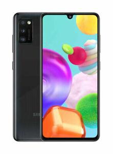 Samsung Galaxy A41 SM-A415F/DSN - 64GB - Prism Crush Black (Vodafone) (Dual SIM)