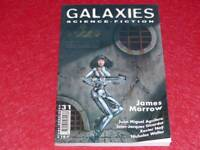 [BIBLIOTHEQUE H.& P.-J. OSWALD] Revue GALAXIES # 31 Dossier James Morrow 2004 SF